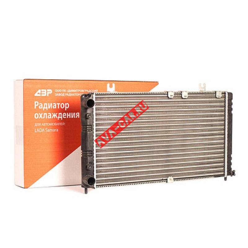 """Радиатор охлаждения ВАЗ 21703; 2171; 21723 """"Приора"""""""