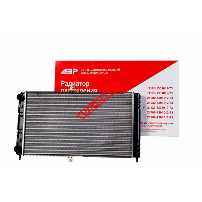 Радиатор охлаждения ВАЗ 2110; 2111; 2112