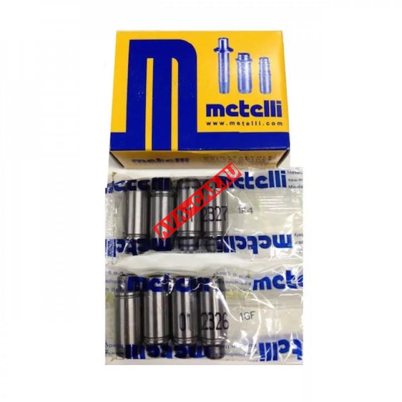 Втулки направляющие клапана ВАЗ-2101 (впуск+выпуск) (13691370) Metelli