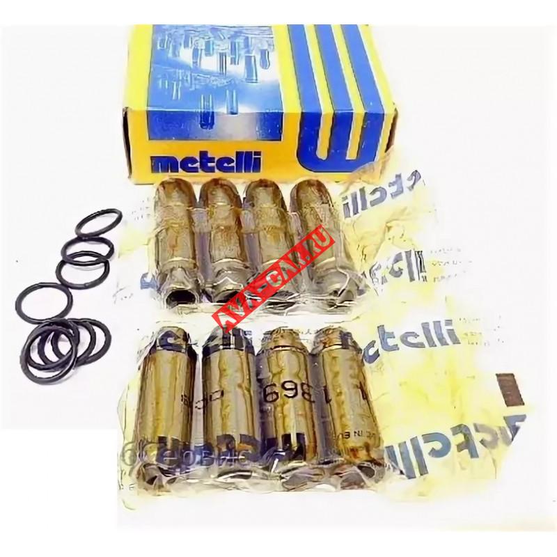 Втулки направляющие клапана ВАЗ-2108 (впуск+выпуск) Metelli