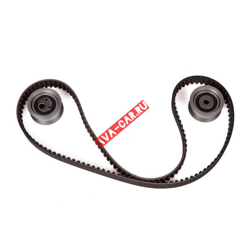 Ремкомплект привода ГРМ (ролик+ремень) ВАЗ-21100-21120 16 кл. усиленный. K055468XS GATES