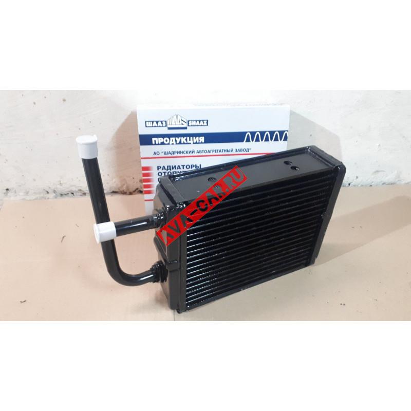 Радиатор отопителя Нива 4x4 Ваз 2121, 21213, 21214 медный трехрядный ШААЗ