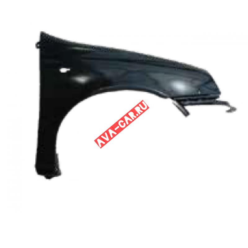 Пластиковое переднее крыло для LADA  KALINA 1