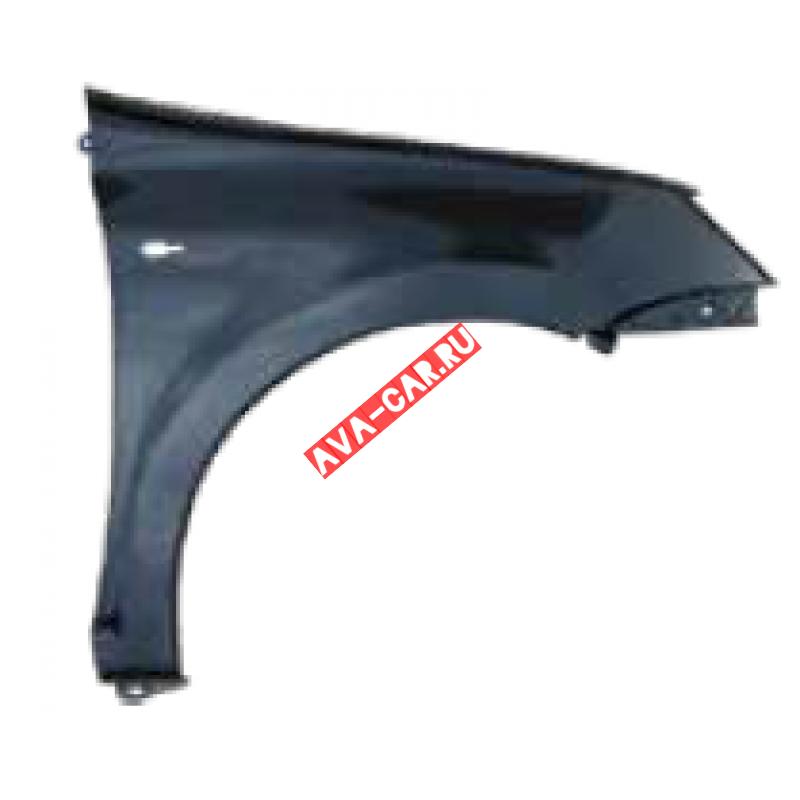 Пластиковое переднее крыло для LADA GRANTA