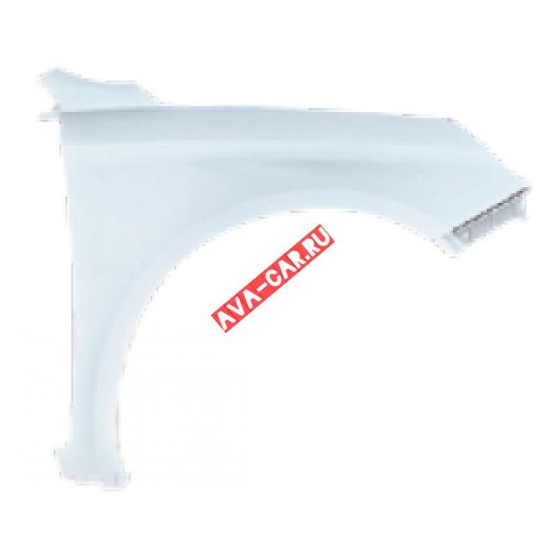 Пластиковое переднее крыло для LADA VESTA