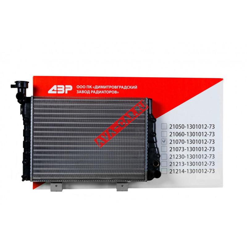 Радиатор охлаждения ВАЗ 21073