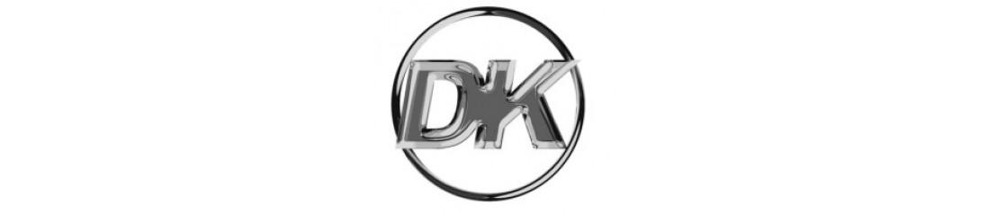 Глушитель прямоточный DK