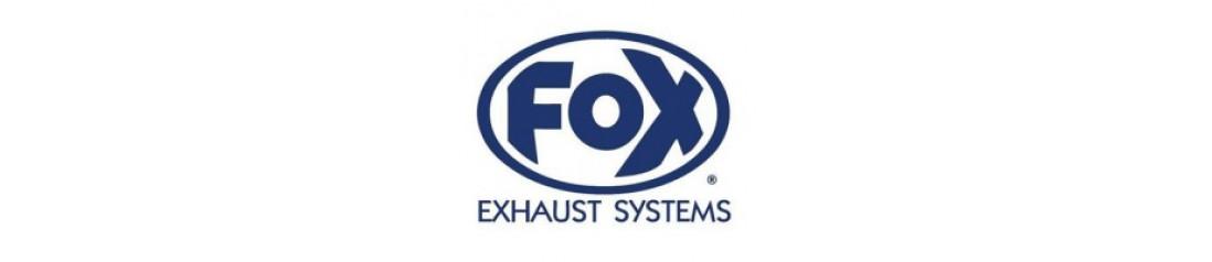 Прямоточные глушители FOX